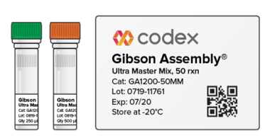 Gibson Assembly® Ultra kit<br/><small>Simple & Easy Cloning!!!</small>